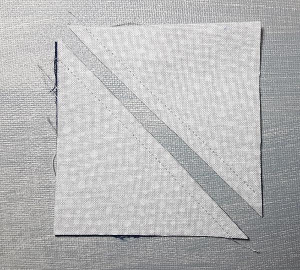 Path to Friendship quilt block tutorial | DevotedQuilter.com