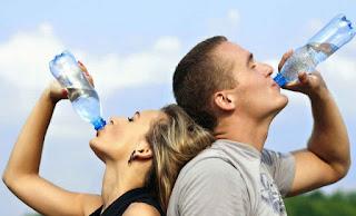 رجيم الماء ومدى خطورتة على صحة الجسم