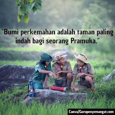 Gambar Ucapan Selamat Hari Pramuka Indonesia (10)