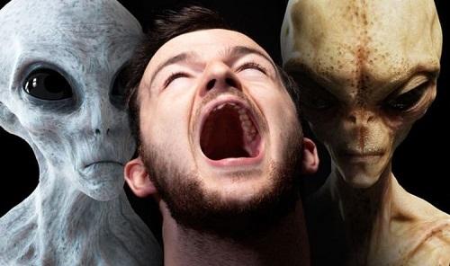 Người ngoài hành tinh đang lai giống với con người để tạo ra một loài mới siêu việt?