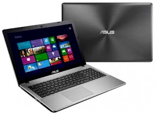 Specification Asus Notebook X550DP Low End Gaming