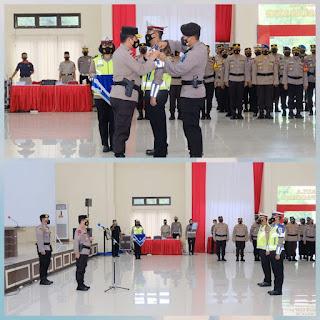 Kapolda Sulsel Pimpin Upacara  Gelar Pasukan Operasi Patuh 2021