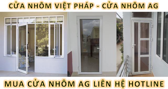 Tổng Hợp Các Loại Cửa Nhôm Kính Đẹp Nhất Đang Lưu Hành Ở Việt Nam