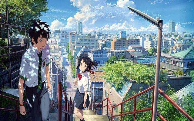 Kimi no Na wa. Anime Yang Mirip Charlotte