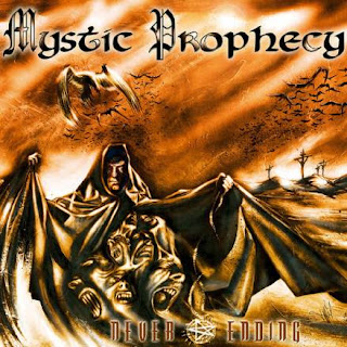 Mystic Prophecy - Burning Bridges (audio)