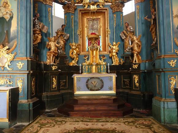 Подгорцы. Монастырь. Храм святого Онуфрия