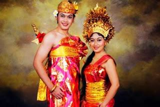 Gambar Baju Adat Bali Terlengkap 2120717