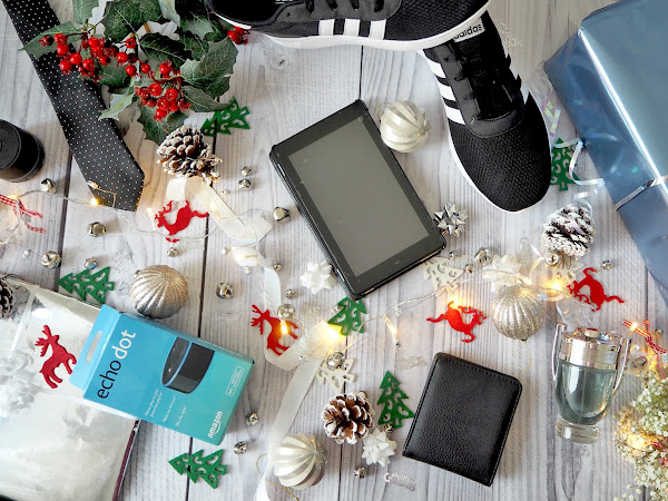 CHRISTMAS GIFT GUIDE FOR HIM*