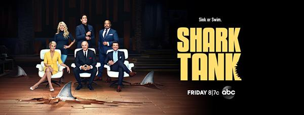 Shark Tank Facebook cover photo