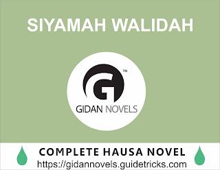 Siyamah Walidah Complete Romantic Hausa Novels
