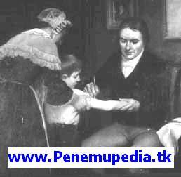 Siapa penemu Vaksin Cacar-Janner