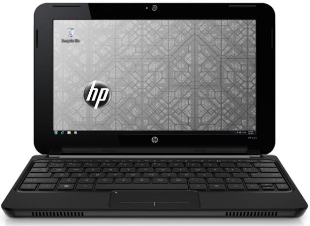 Notebook HP Mini 110-3014tu Tidak Bisa Booting