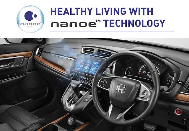 nanoe crv turbo