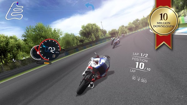 Real Moto Apk MOD oyunu