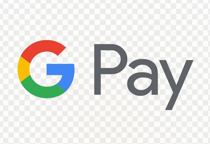 Google Pay PNG Logo - GPay Transparent Image