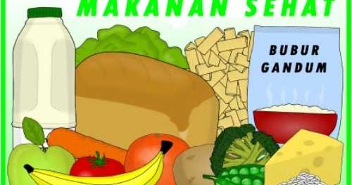 Contoh Poster Makanan Sehat - Gambar Tanaman Obat