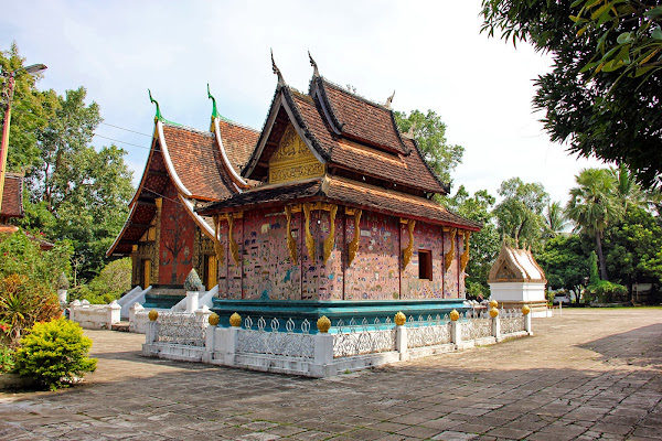 Temple of the golden city