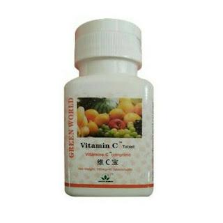 Green World Vitamin C Tablet