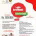 Lomba Guru Menulis 2021, Hadiah Jutaan Rupiah