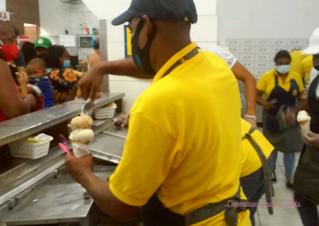 sorveteria da ribeira Salvador