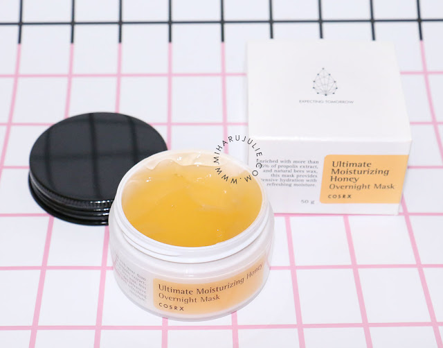 cosrx honey overnight mask cosdna
