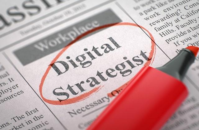 reason to hire digital marketing strategist