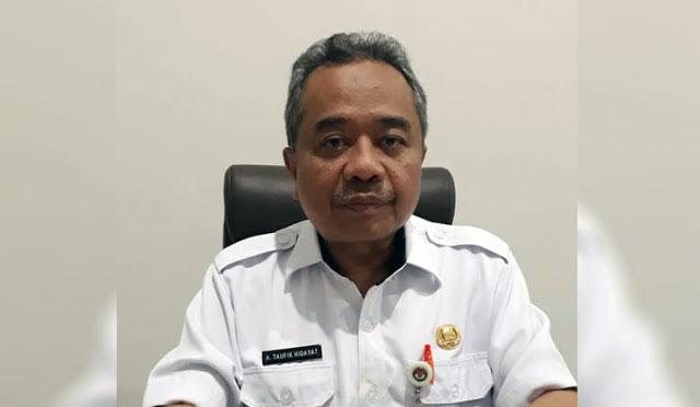 Kepala DPMTSP Lumajang, Akhmad Taufik Hidayat