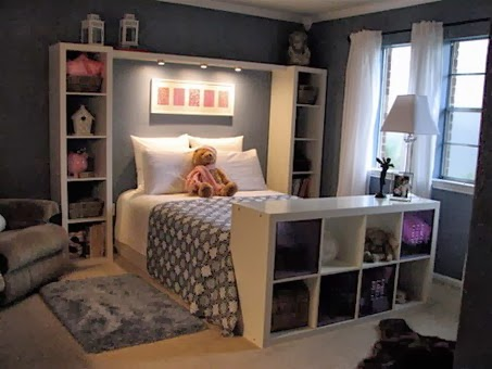 Modern furniture 2014 clever storage solutions for small - Childrens small bedroom furniture solutions ...