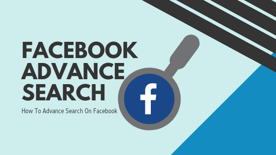 Facebook Advanced Search For People<br/>