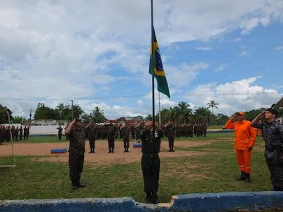 Dia da Bandeira é comemorado em Guajará-Mirim