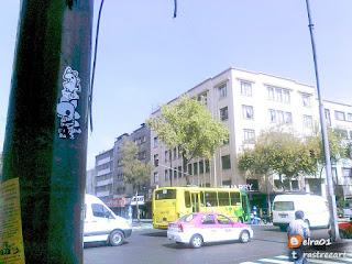 Stickers en la ciudad