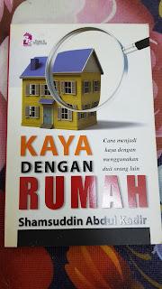 kaya dengan rumah, buku, buku hartanah