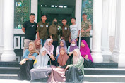 Dalam Rangka Menyambut Bulan Suci Ramadhan, Himpunan  Mahasiswa Akuntansi Politeknik Aceh Gelar Baksos di Masjid Pango Raya