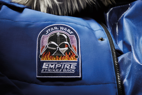 crew jacket empire strikes back
