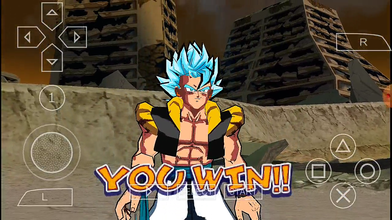 Dragon Ball Super Gogeta Blue