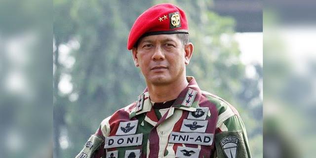 Jokowi Batal Lantik Kepala BNPB, Andi Arief: Letjen Doni Monardo Telah Dipermalukan