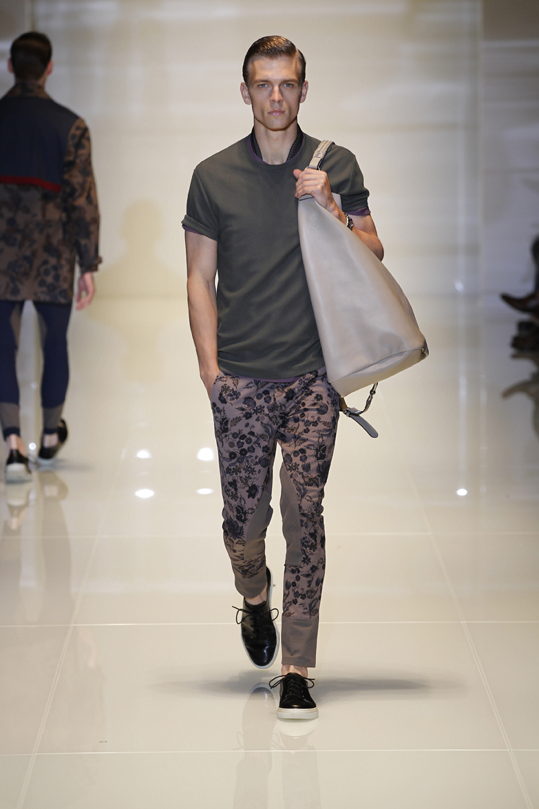 Men's Fashion Week: Gucci Spring/Summer 2014 Men's Bags