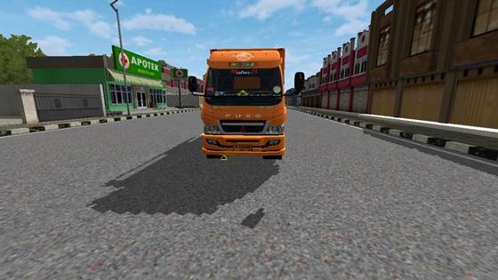mod truck canter box wsp