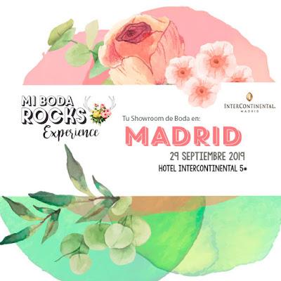 mi boda rocks experience madrid septiembre 2019 showroom madrid