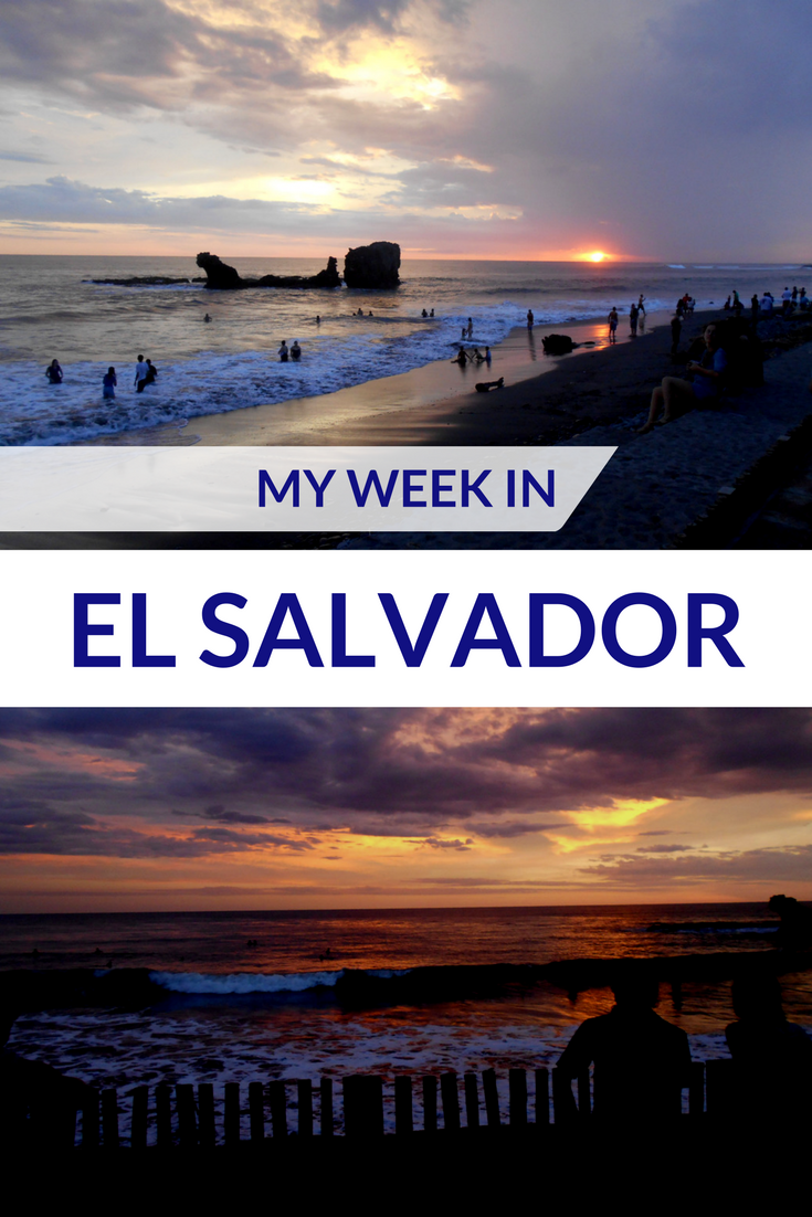 Playa El Tunco, El Salvador, My week in El Salvador - travelsandmore