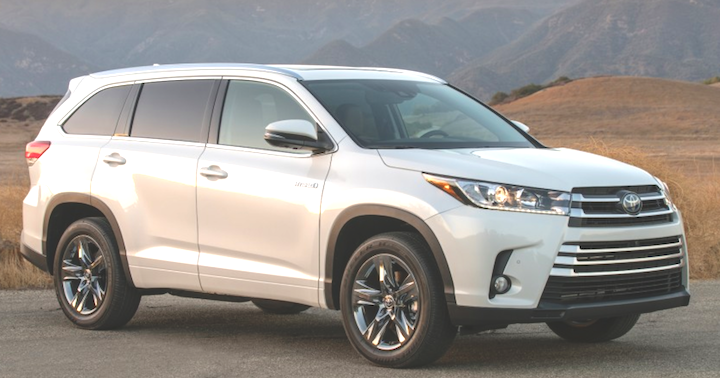 2018 toyota highlander hybrid limited platinum v6 review. Black Bedroom Furniture Sets. Home Design Ideas