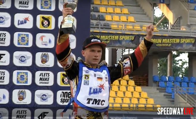 FIM 250 cc Egyéni világbajnok Ben Ernst  !