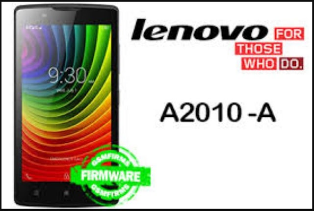 Download Lenovo A2010-a ROW Official Firmware