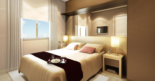 Dormitorios en colores tierra dormitorios con estilo - Colores tierra para salon ...