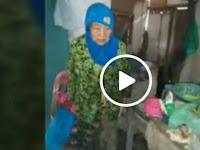 Miris, Dua Bersaudara Penjual Empon-empon Ini Hidup Memprihatinkan, Makan Nasi Basi Untuk Mengganjal Lapar