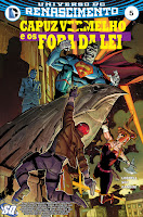 DC Renascimento: Capuz Vermelho e os Foras da Lei #5