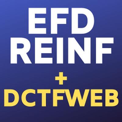 Curso Online EFD REINF + DCTF WEB NA PRÁTICA