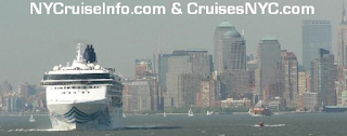 NYCruiseInfo.com - Free Website on Cruises from New York and New Jersey to Canada, New England, Florida, Bahamas, Caribbean, Southampton, England
