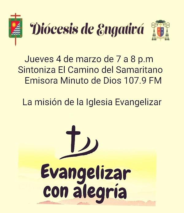 Evangeliza con Alegría