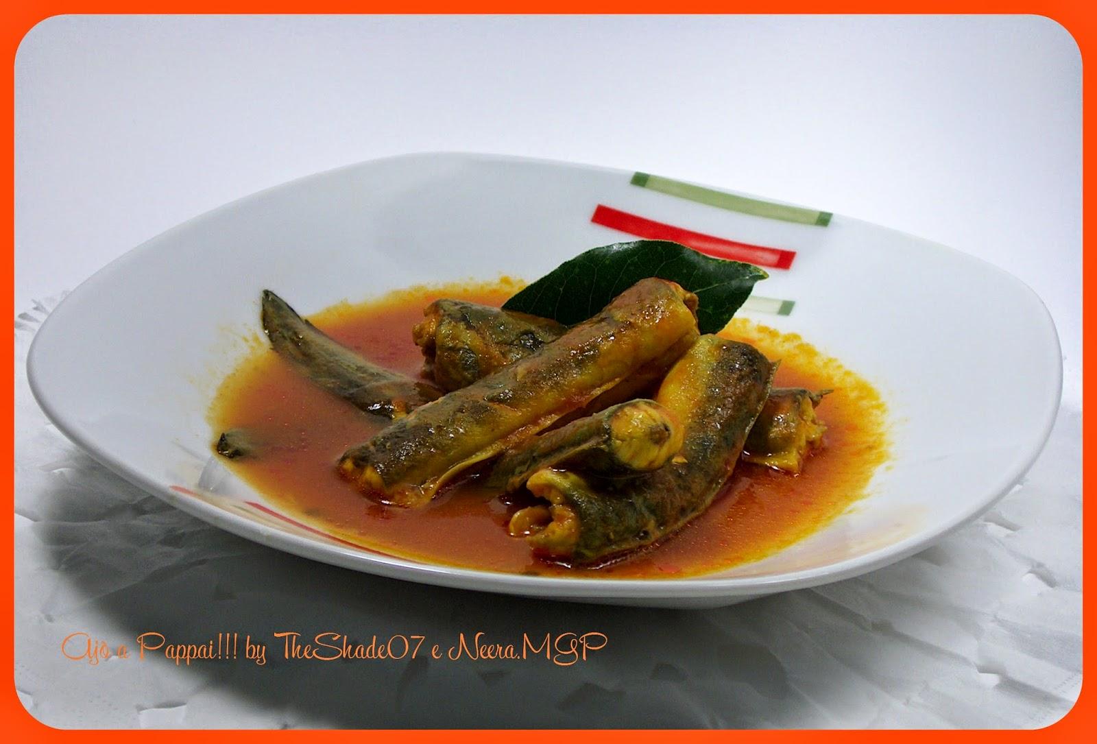 Fotografia della piatto S'anguidda a cassoba